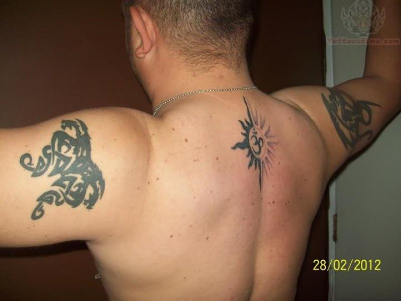 Back tattoo-15 Cool Tattoos For Men That Make You Say WOW!