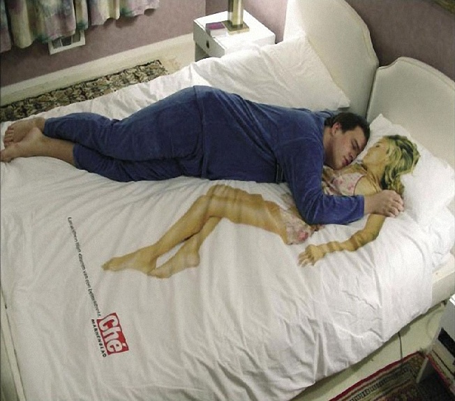 Forever Alone bed sheet-15 Most Insane Bed Sheets That Will Make You Say WTF!