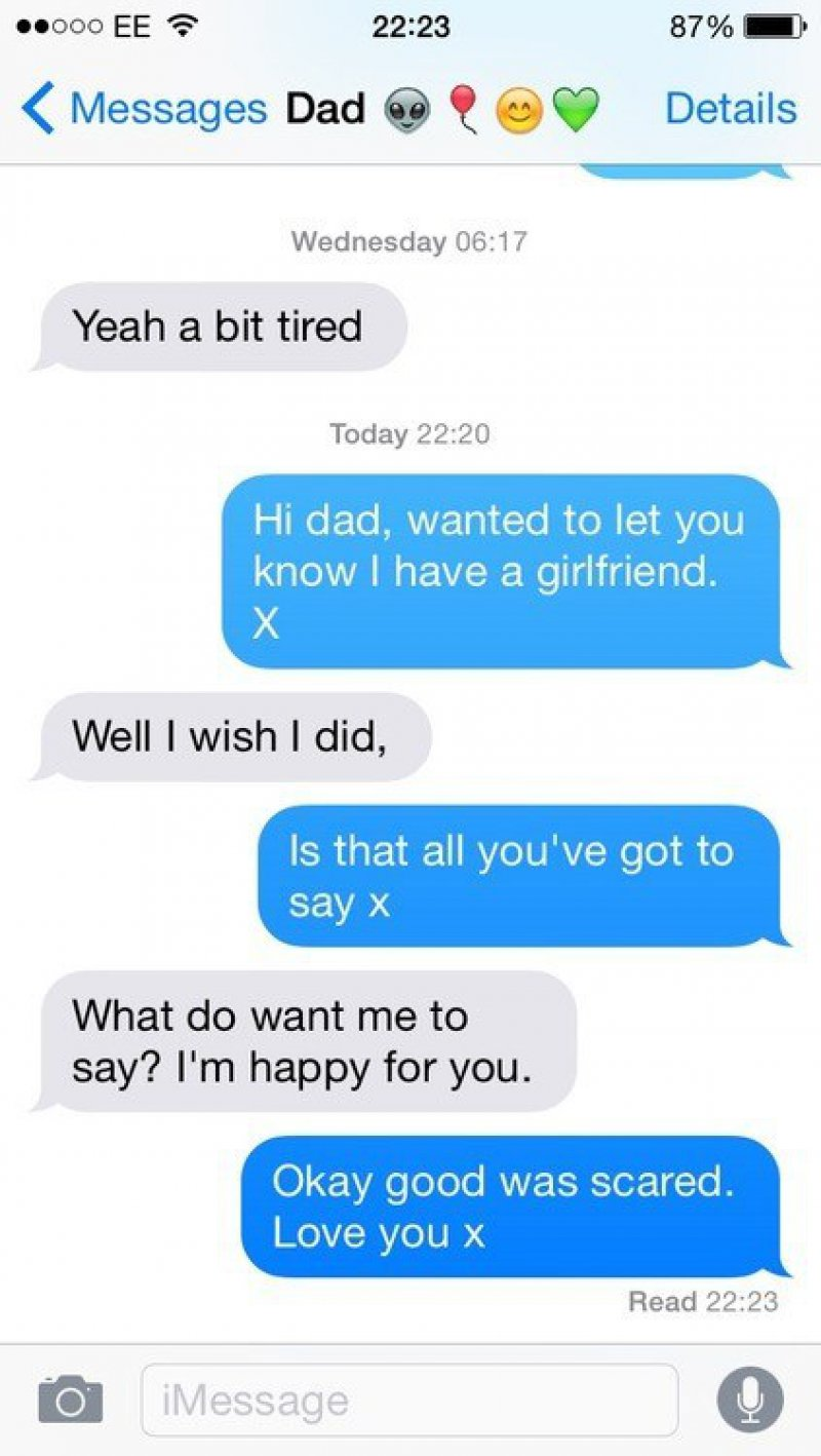 The Dad with a Good Sense of Humor-15 Hilarious Coming Out Stories That Didn't Go As Expected