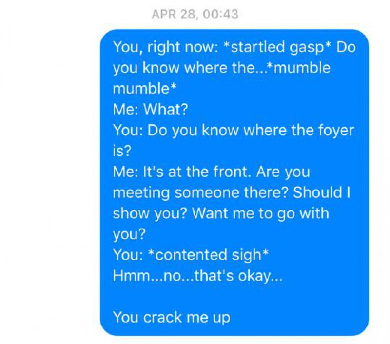 The Sleep-talk Continues-Wife Texts All The Things Her Husband Says In His Sleep(12 Photos)