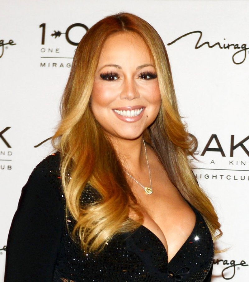 Mariah Carey-12 Celebrities Whose Parents Are Of Different Races
