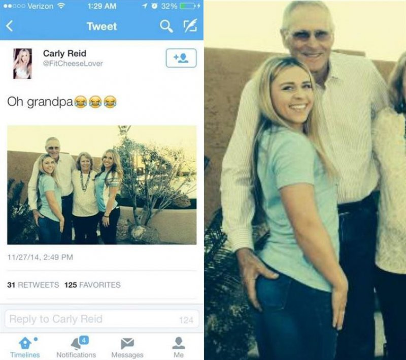 Oh, Grandpa!-15 Families Who Are Closer Than They Should Be