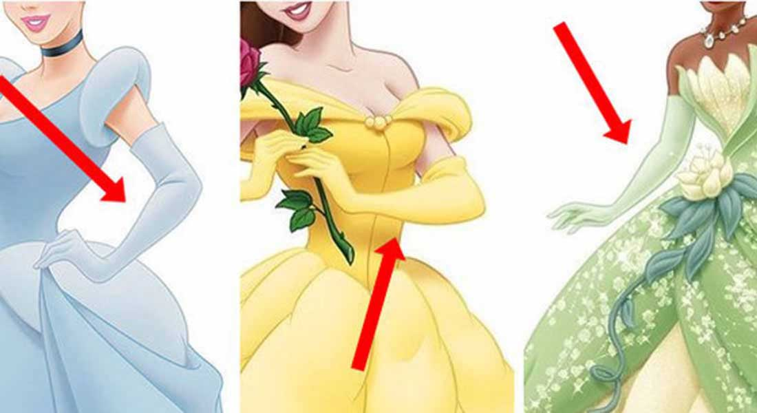 15 Interesting Things About Disney Princesses You Never Noticed
