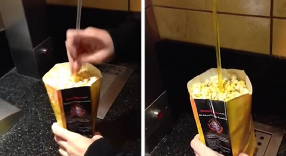 15 Awesome Secret Movie Theater Hacks You Don't Know