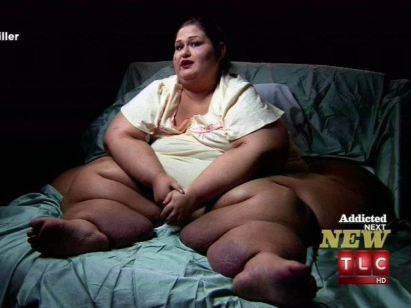 The Tragic Death of Her Nephew-15 Images That Show Incredible Transformation Of A Woman Weighing Over 1000 Pounds