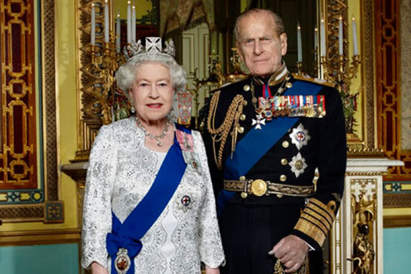Queen Elizabeth II-15 Famous Personalities Who Married Their Family Members