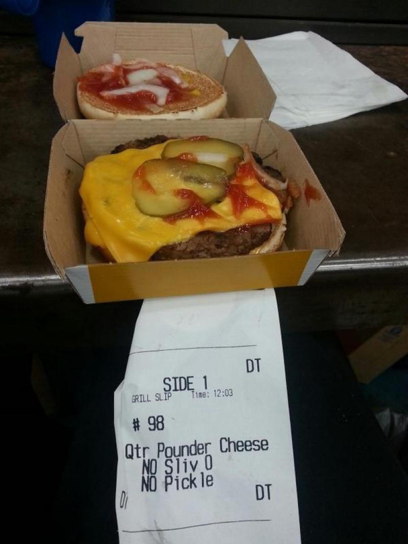 Reason Why Special Orders Take Time-15 McDonald's Secrets Their Employees Are Hiding From You