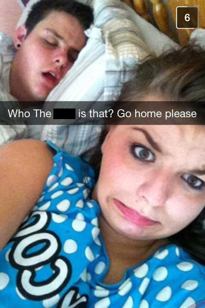 Go Home Please!!!-15 One-Night Stands That Went Completely Wrong