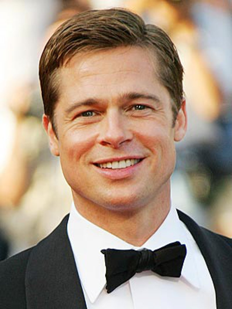 Brad Pitt-15 People Who Were Strippers Before Becoming Famous