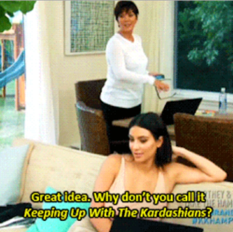 Mom Joins the Party-15 Times Kim Kardashian Was Shut Down By Her Family