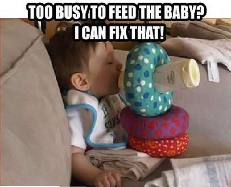 This Cool Way to Fix Busy Life as a New Parent-15 Times Engineers Showed How To Fix Things Easily