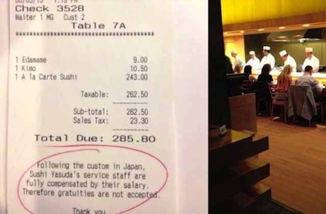 Tipping is Offensive in Japan-15 Common Mistakes That Travelers Do Abroad