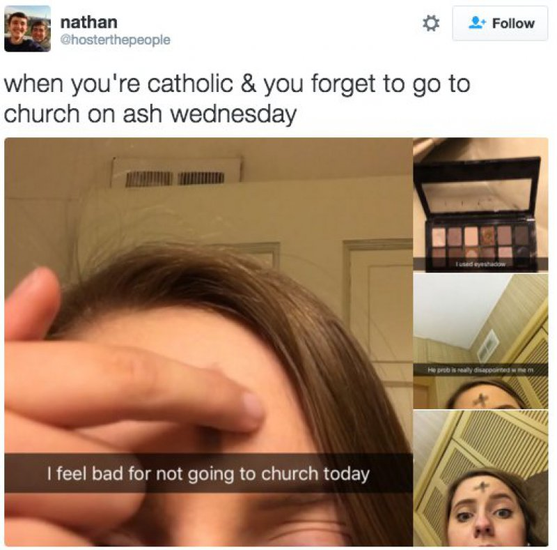 Amen!-15 Tweets Only Catholics Will Understand