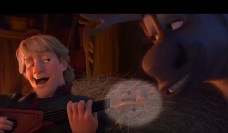 Frozen-15 Disney Movie Mistakes You Probably Never Noticed