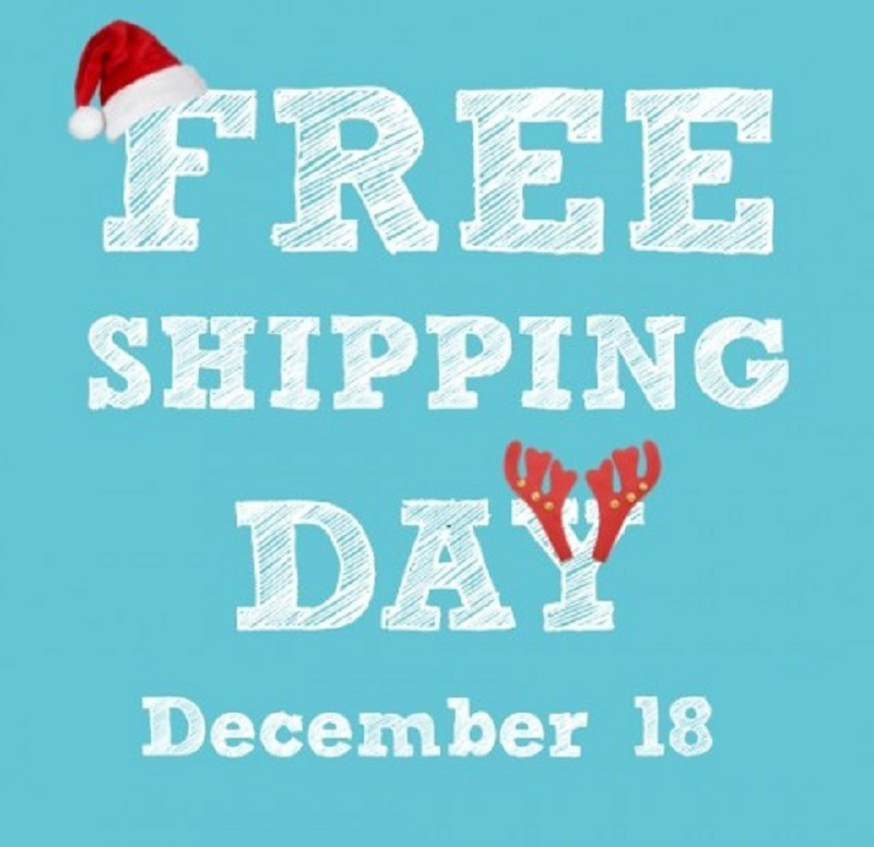 December 18 is Free Shipping Day-15 Hacks And Tips To Make Your Online Shopping Cheaper This Holiday Season