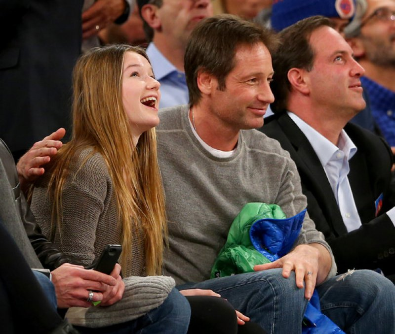 Madelaine West Duchovny - Daughter Of David Duchovny