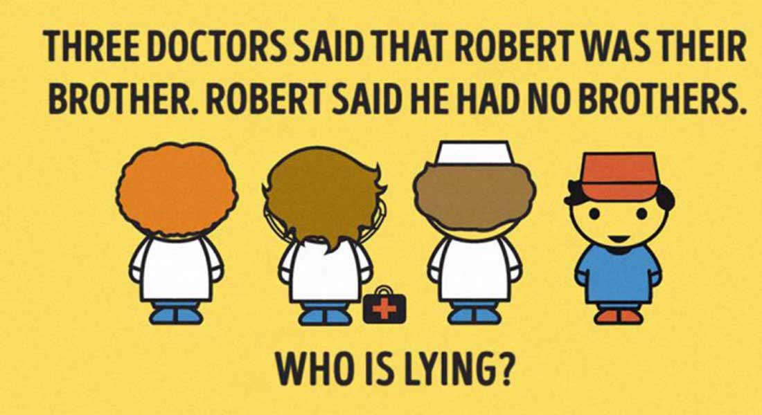 15 Tricky Riddles That Will Make You Scratch Your Head