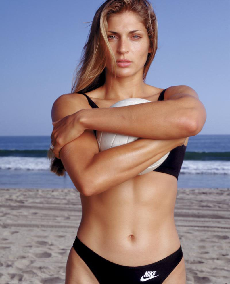 Gabrielle Reece-12 Celebrities You Didn't Know Have A Black Ancestry