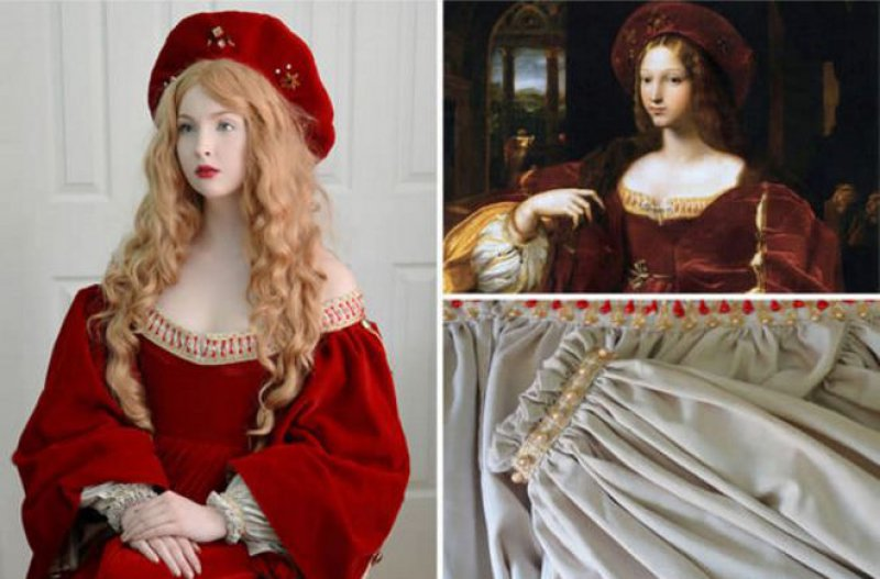 Dona Isabel De Requesens Inspired Costume-Meet The Girl Who Sews Her Own Cosplay Dresses