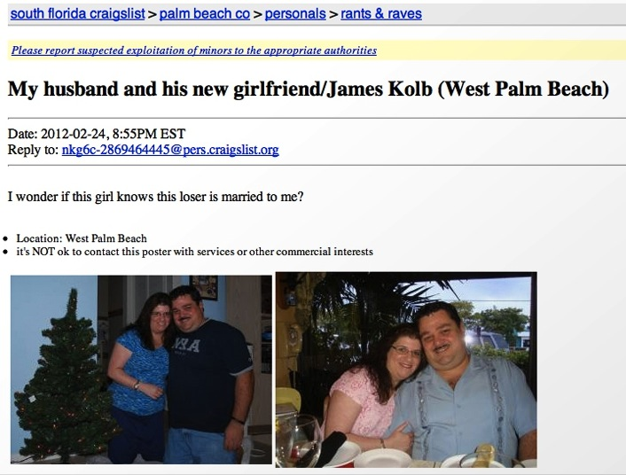Why is this on Craigslist?-15 Times Cheaters Got Owned By Their Partners