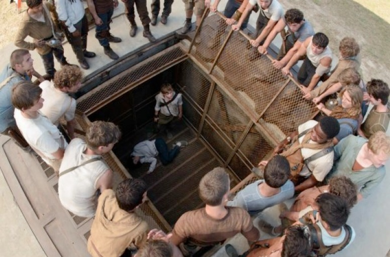 The Maze Runner-Most Anticipated Movies Of 2014