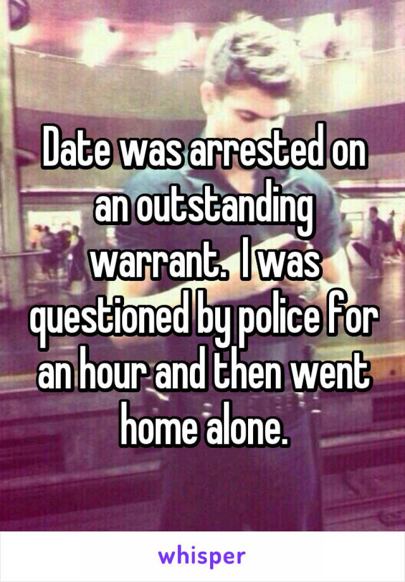 The Most Terrible Blind Date Ever-15 People Confess Their Terrible Blind Date