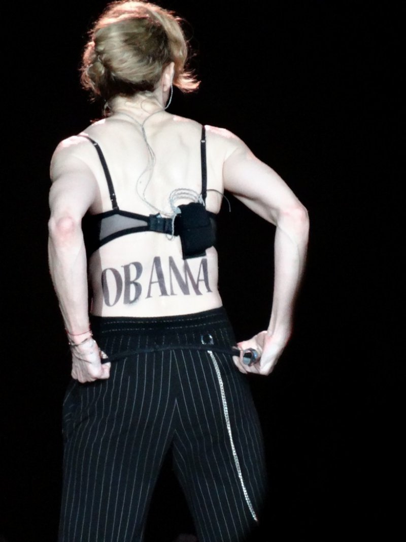 Obama-15 Most Inappropriate Tattoos Ever