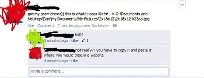 When People Can't Differentiate Between URL and File Path-15 Dumbest People You Will Ever See