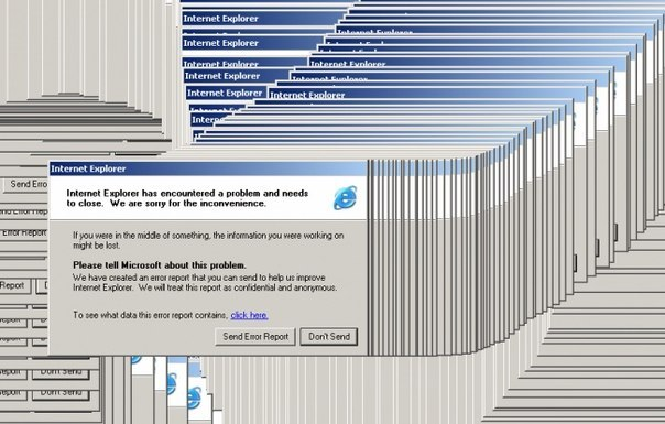 When People Spread IE Problems on Screen like Butter on Bread-15 Struggles That Will Give You Nostalgia If You Are A 90's Kid
