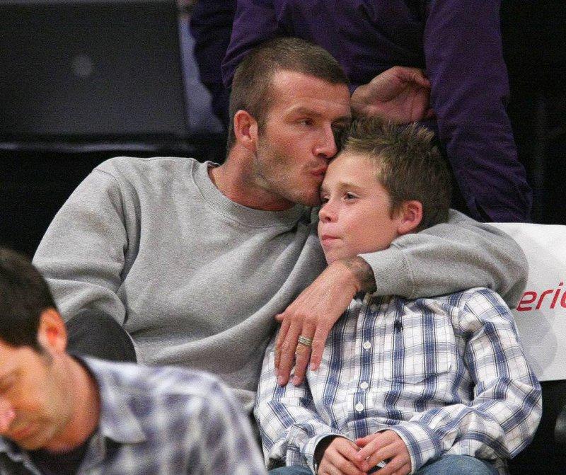 David Beckham's Son Brooklyn Beckham-15 Celebrity Kids Who Have Grown Up Hot