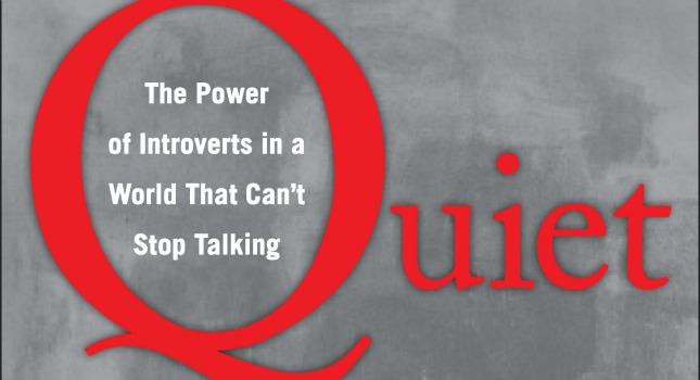 They Love this Book from Susan Cain-Most Pleasurable Things For Introverts