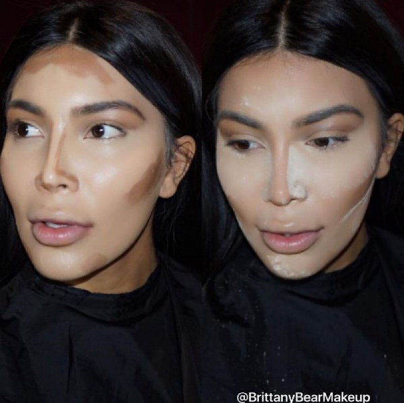 Right Now, She is Busy Shaping up a Career Out of This-15 Images Of Kim Kardashian's Doppelganger Kamilla Osman That Will Confuse The Hell Out Of You