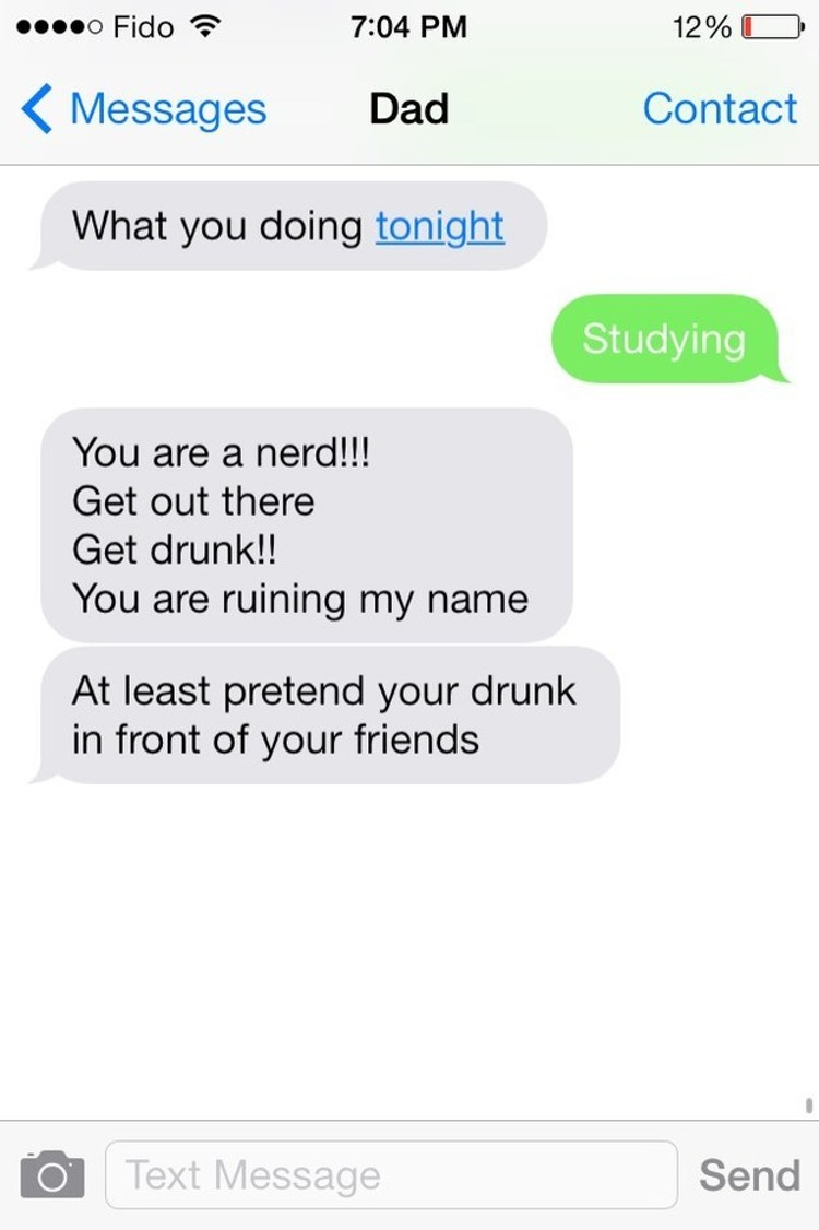 Dad, What are You Talking about?-15 Hilarious Texts From Parents That Will Make You Cry Then Laugh