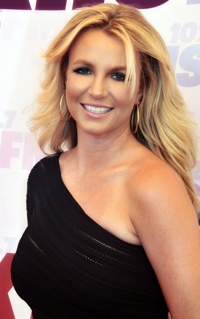 Britney Spears - Brit-12 Celebrity Nicknames You Probably Don't Know Of
