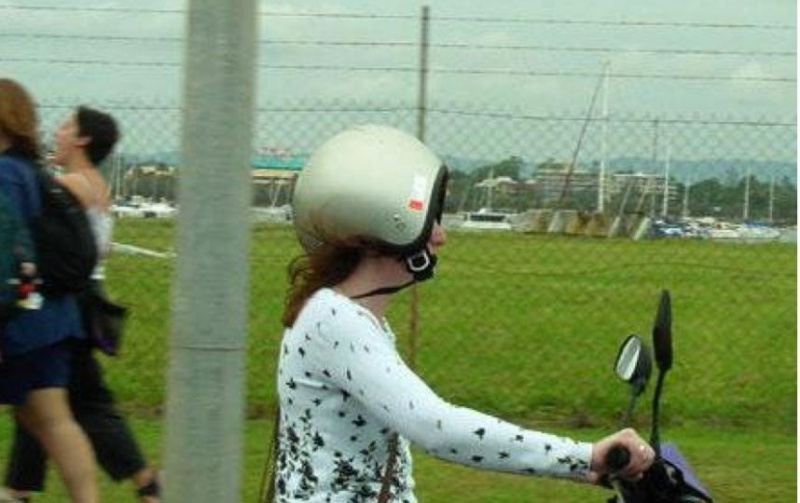 That's Not How You Wear a Helmet-15 People Who Have No Idea How Things Work