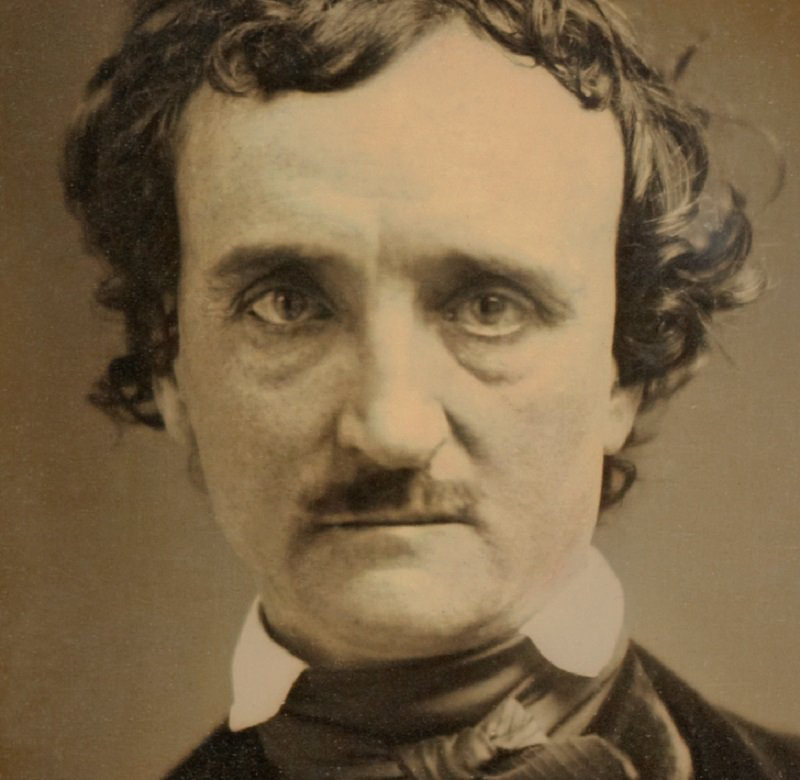 Edgar Allan Poe-15 Famous Personalities Who Married Their Family Members