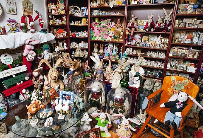 The Bunny Museum, Pasadena, California-15 Weirdest Museums Around The World
