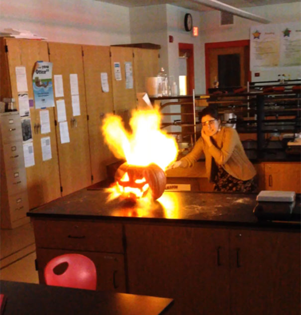 Trust Her, She is a Chemistry Teacher-15 Awesome Teachers Everyone Would Like To Have