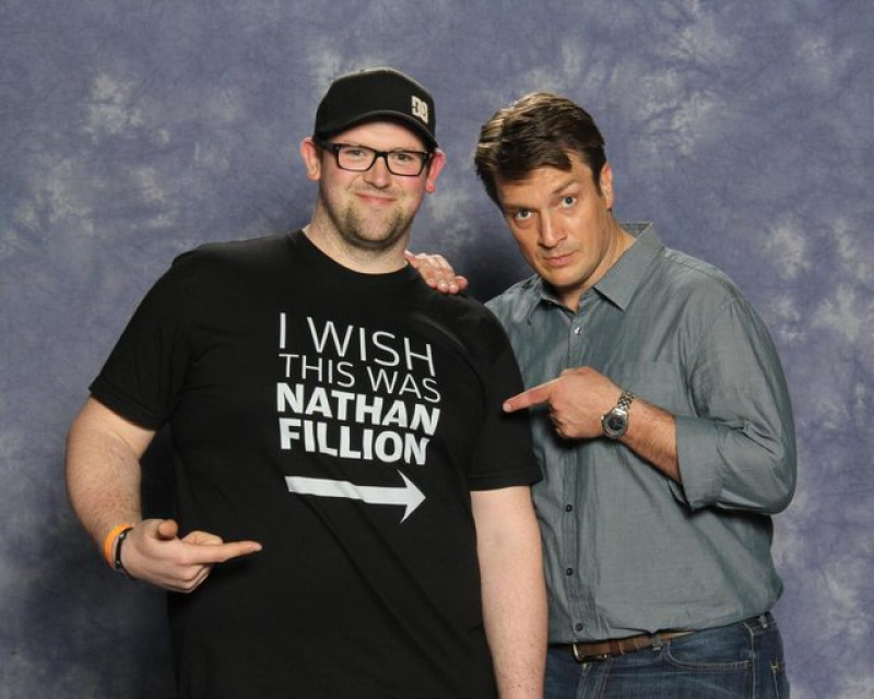 Another Fan's Wish Came True-15 People Who Had The Perfect Shirt For The Moment