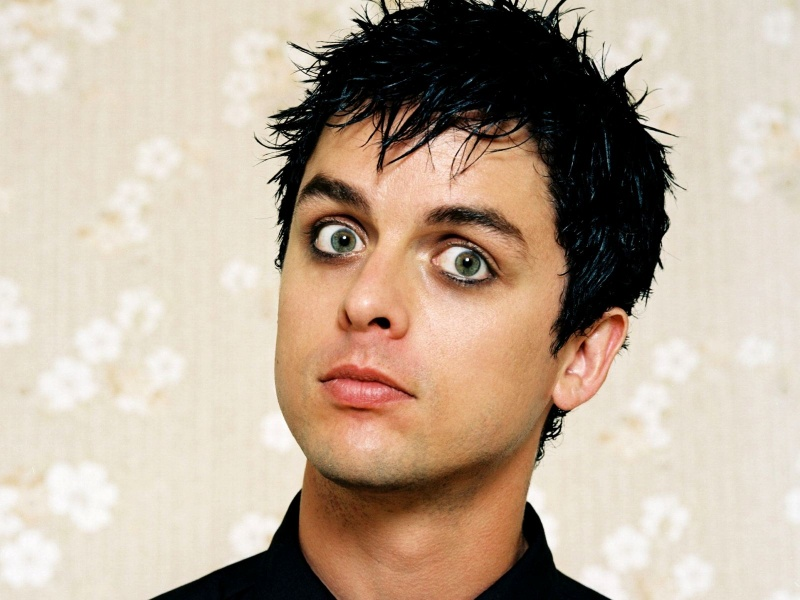 Billy Joe Armstrong-15 Celebrities You Probably Didn't Know Were Bisexual