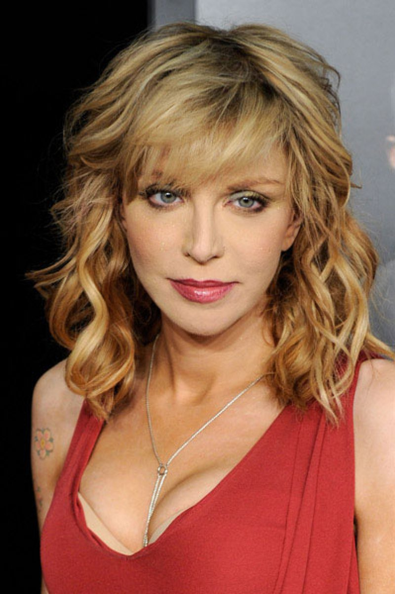 Courtney Love-15 People Who Were Strippers Before Becoming Famous