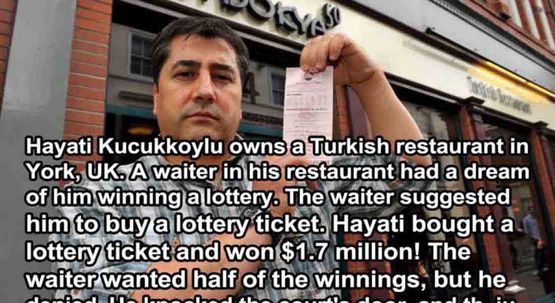 15 Lottery Winners And How They Lost Their Prize Money