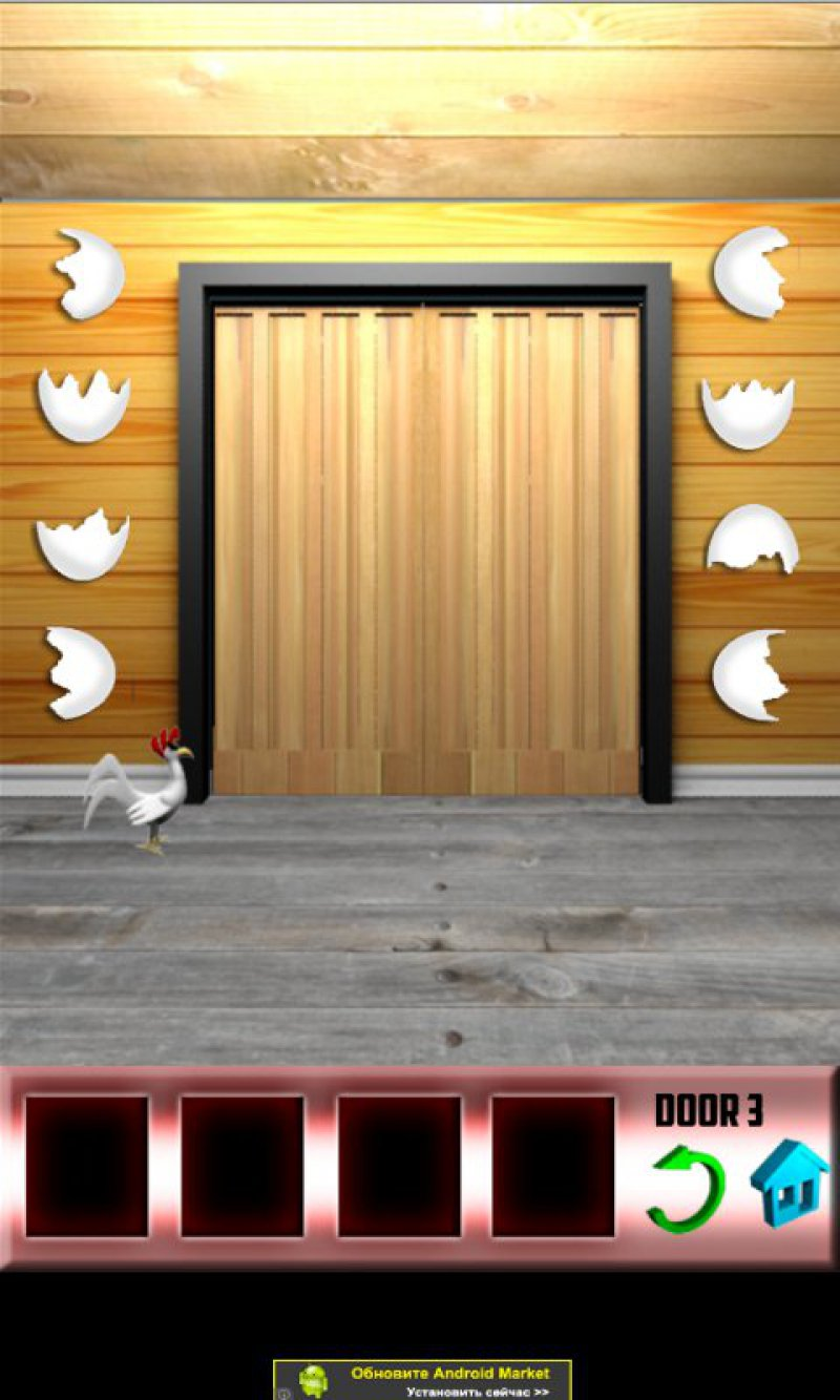 100 Doors-15 Best Escape Games For IOS And Android
