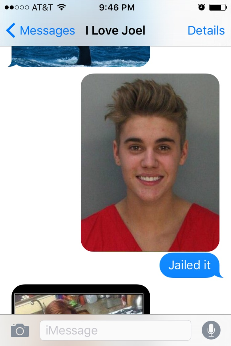 Jailed it-15 Hilarious Images Of A Couple's Pun Texting