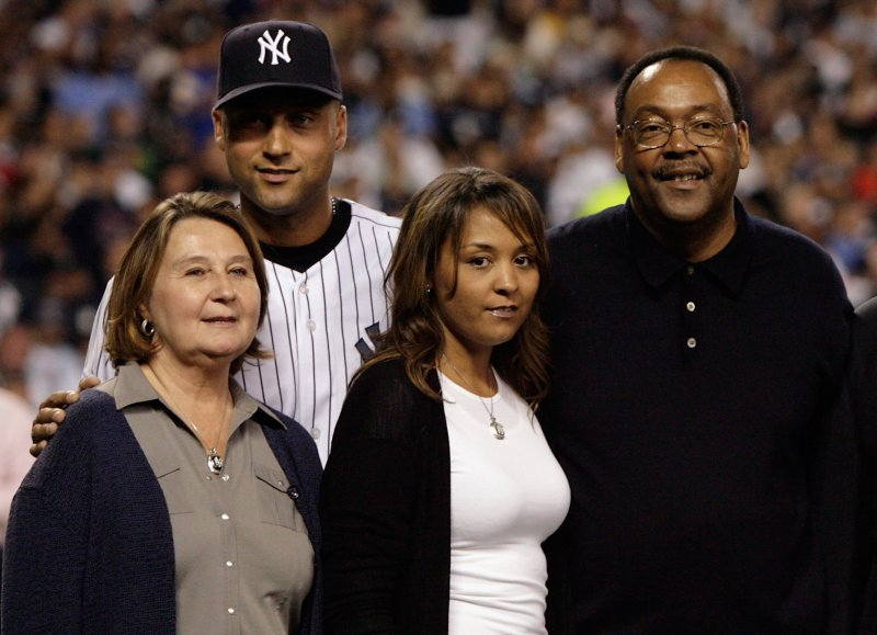 Derek Jeter-12 Celebrities You Didn't Know Have A Black Ancestry