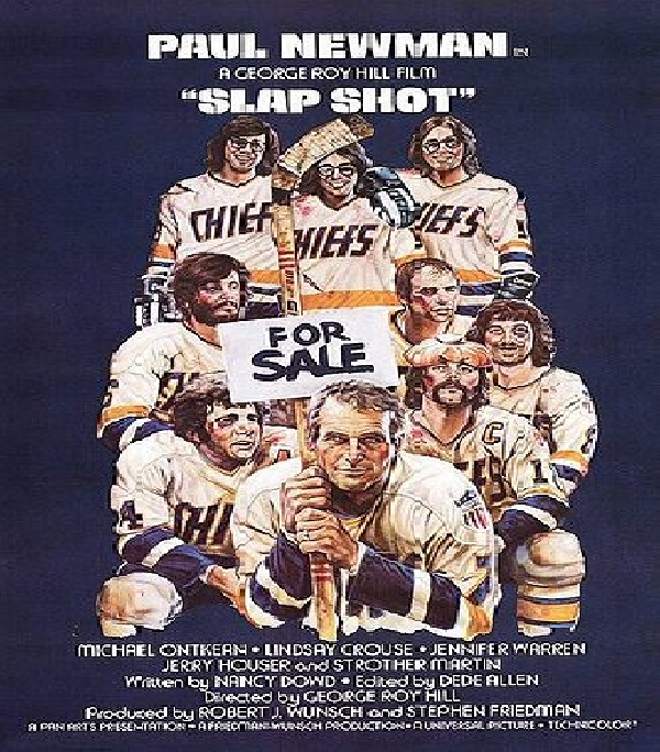 Slap Shot-Best Sports Related Movies
