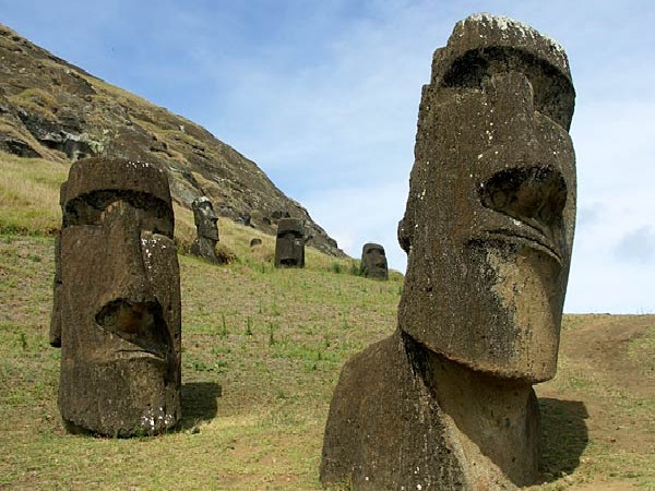 Easter Island-Most Mysterious Places In The World