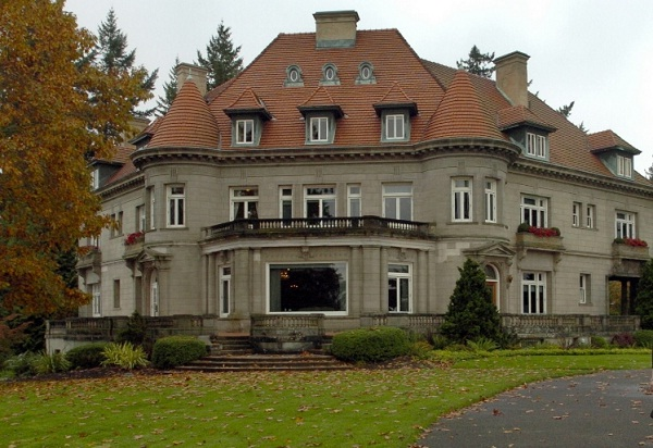 Pittock Mansion, Portland, OR-Most Haunted Places In USA