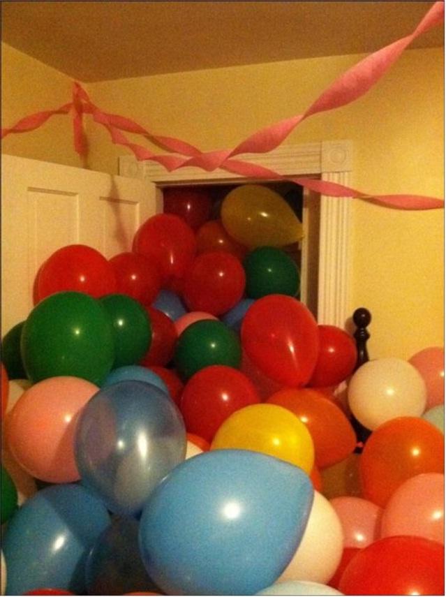 Balloon Blitz-Best Roomate Pranks