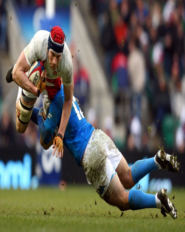 Rugby-Most Dangerous Sports In The World
